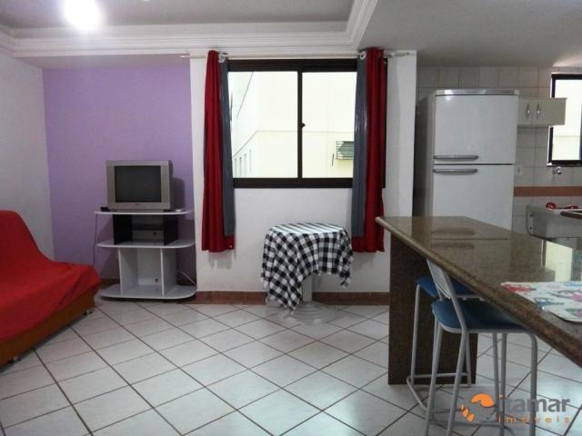 Apartamento com 1 quarto à venda, 45 m² - Praia do Morro - Guarapari/ES - Foto 4