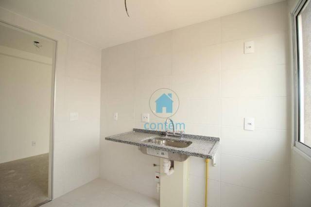 Apartamento com 2 dormitórios à venda, 53 m² por R$ 300.389,54 - Quitaúna - Osasco/SP - Foto 5