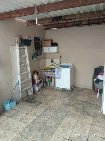 Casa à venda com 2 dormitórios em Tupi, Praia grande cod:AC763 - Foto 20