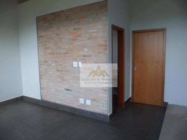 Sobrado residencial à venda, Condomínio San Marco I- Ilha Adriamar, Bonfim Paulista - SO00 - Foto 13