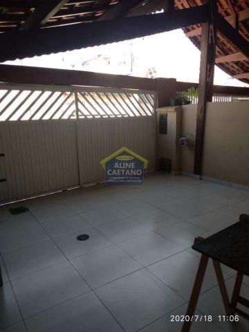 Casa à venda com 2 dormitórios em Tupi, Praia grande cod:AC763 - Foto 18