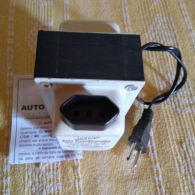Transformador 220 p/ 110V 750VA - Foto 4