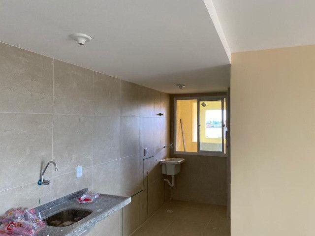 Apartamento no Monte Castelo, 86,45 m², Novo, Ótima localização - Foto 4