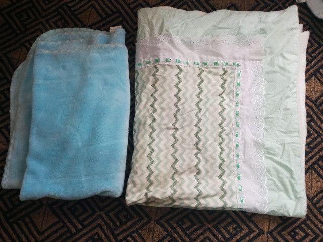 5 Cobertores infantil - Foto 3