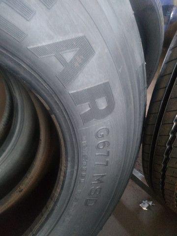 vende- se pneus e bandas de Rodagem - Foto 2