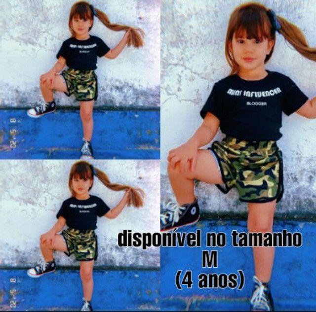 Conjunto Mini influencer - Foto 2