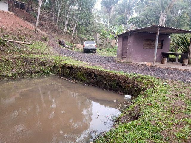 Chácara com lago frente a represa 127 mil reais - Foto 6