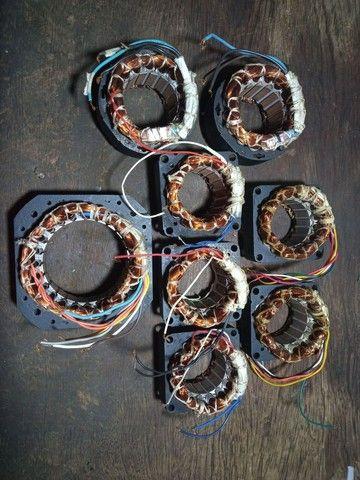 Conserto e Manutenção de Ventiladores e Climatizador - Foto 2