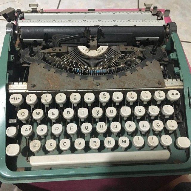Máquina de Datilografia  - Foto 2