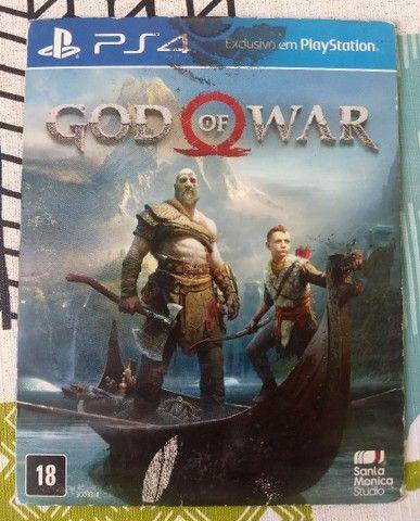God of War 4 - Mídia Física - Foto 2