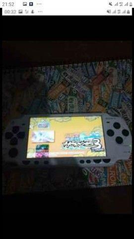 VENDO PSP 2000 ORIGINAL DA SONY MENI NOVO  - Foto 4