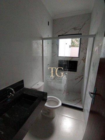 Casas lineares 2 quartos terraço gourmet - Jardim Bela Vista - Rio das Ostras/RJ - Foto 9