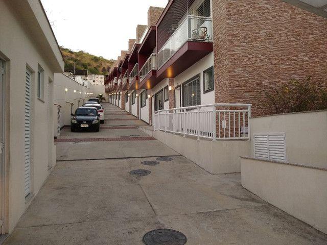 Casa duplex Nova 2 qts vendo ou alugo