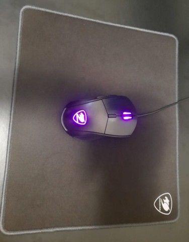 Mouse Gamer Cougar Minos X5 RGB + MousePad Cougar Speed