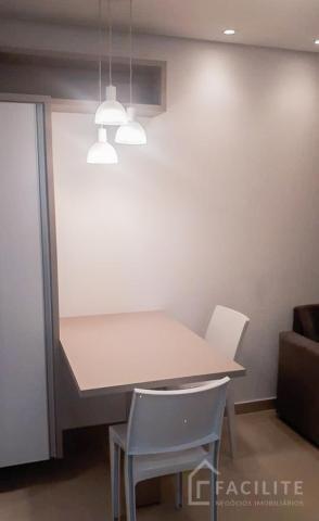 Apartamento para Locação em Curitiba, CENTRO, 1 dormitório, 1 banheiro, 1 vaga - Foto 5