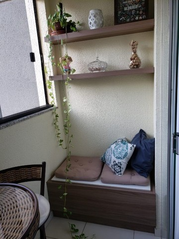 Lindo Apartamento com 2 quartos sendo uma suíte, Negrão de Lima! - Goiânia! - Foto 5
