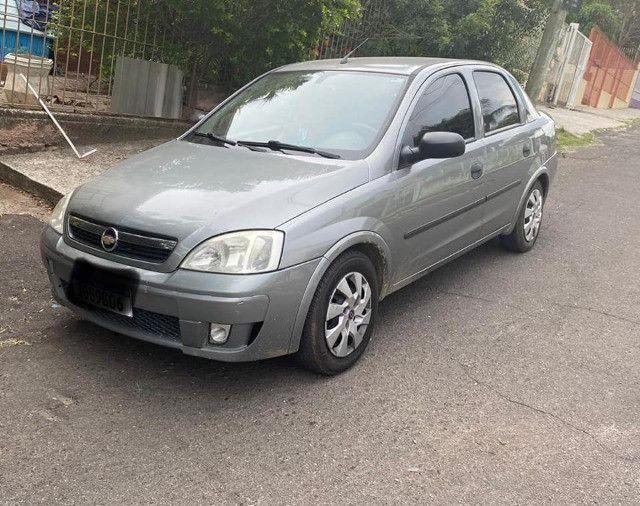 Vendo Corsa Sedan Maxx 1.4 Completo 2009 - Foto 6