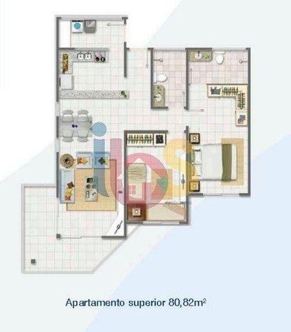 Apartamento à venda, 2 quartos, 1 suíte, 1 vaga, Ponta da Tulha - Ilhéus/BA - Foto 13