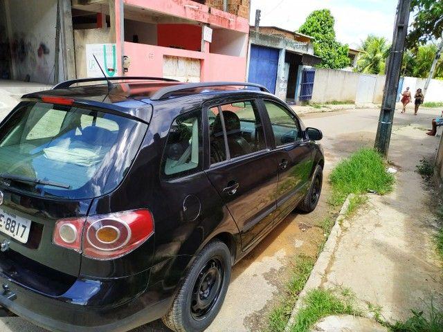 Carro de procedência quatro pneus novos banco em couro - Foto 10