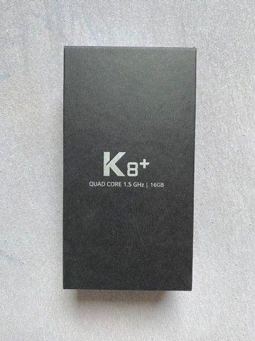 LG K8+ novo na caixa - Foto 5