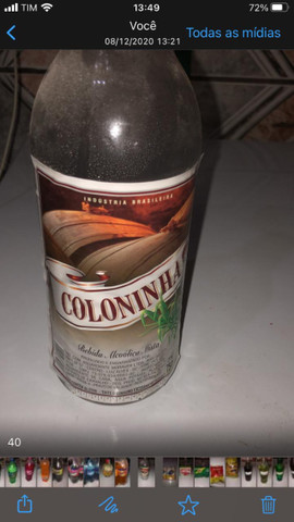 Cachaça Coloninha