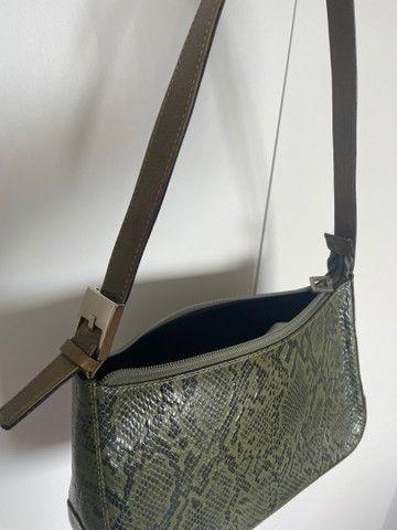 Vendo bolsa em couro - Foto 2