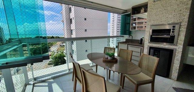 Apartamento à venda em Altiplano ambientado/mobiliado com 3 suítes + DCE