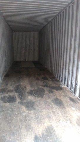 Container 20 e 40 pés a pronto entrega  - Foto 2