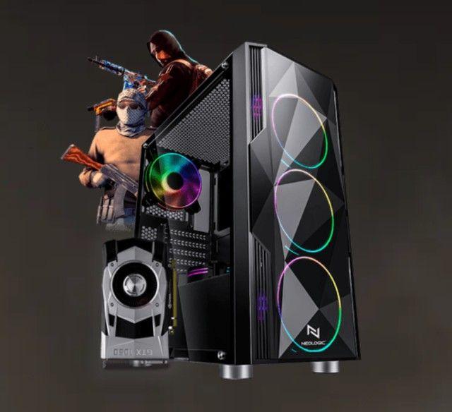 Computador / Loja Física / Pc Gamer Montado / Freefire / Cs Go / Gta V / Gta RolePlay /