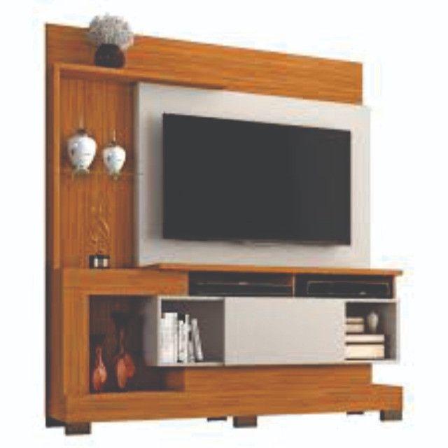 Home NT 1060 p/ TV até 50' - Entrega grátis p/ Fortaleza - Foto 2