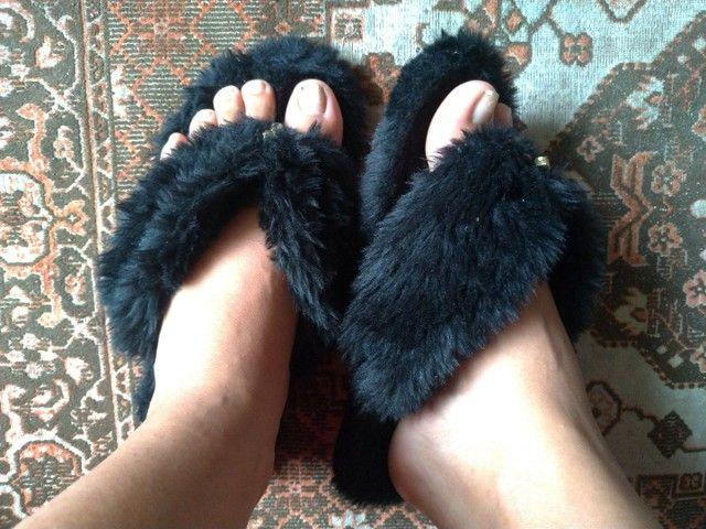 Sandália Confortável e Aconchegante - Foto 2