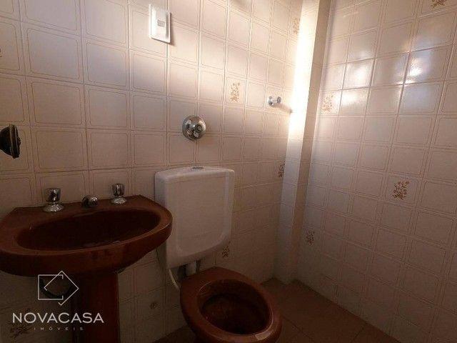 Apartamento Garden com 3 dormitórios para alugar, 97 m² por R$ 1.485/mês - Heliópolis - Be - Foto 13