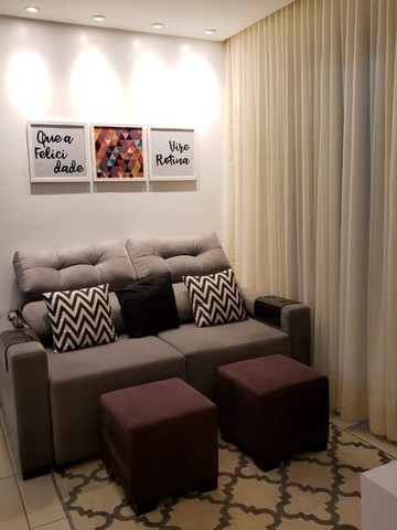 Excelente Apartamento com 2 quartos sendo uma suíte, Negrão de Lima! - Goiânia! - Foto 3