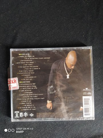 CD 2Pac Greatest Hits - Foto 2