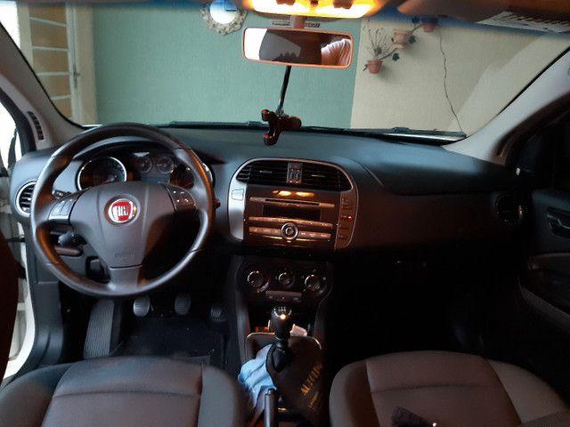 Fiat Bravo Essense Branco 2013 - Foto 4