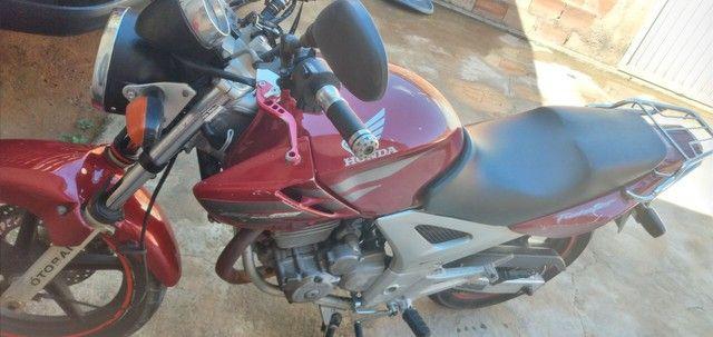 Honda cb twister 250 cc