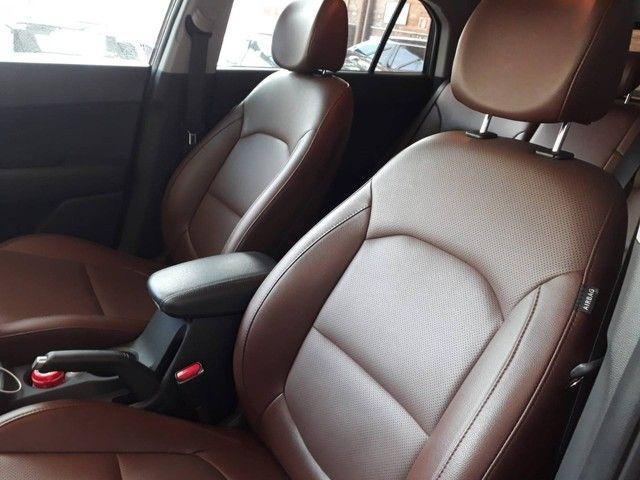 CRETA 2018/2018 2.0 16V FLEX PRESTIGE AUTOMÁTICO - Foto 5