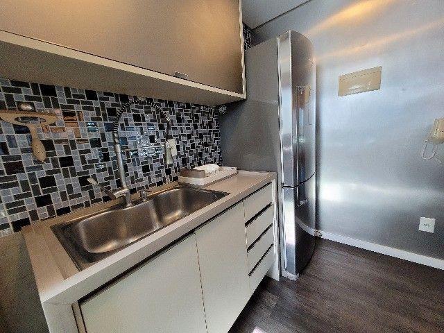 BFN - Luxuoso flat finamente decorado em Boa Viagem com 51m² e piscina na cobertura!  - Foto 15