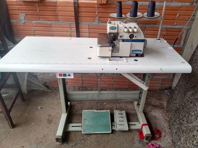 Vendo máquina industrial orverlok - Foto 4