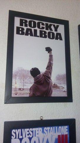 Quadros Rocky Balboa - Foto 2