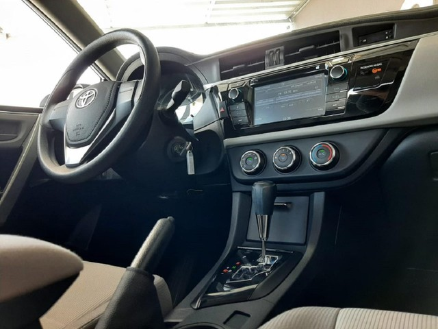 Toyota Corolla Sedan GLI 1.8 16v Automático 2017 Único Dono!!! - Foto 6