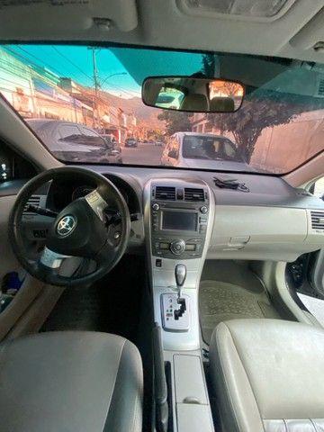 Toyota Corolla Xei 2014 - Blindado Impecável  - Foto 12