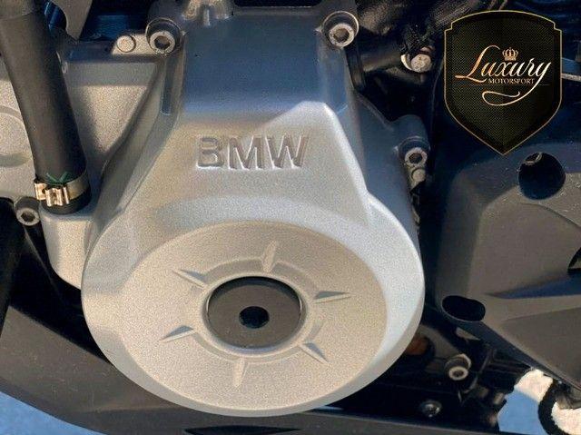 Motocicleta Bmw GS G310 2020 Preta com 600 KM - Foto 11