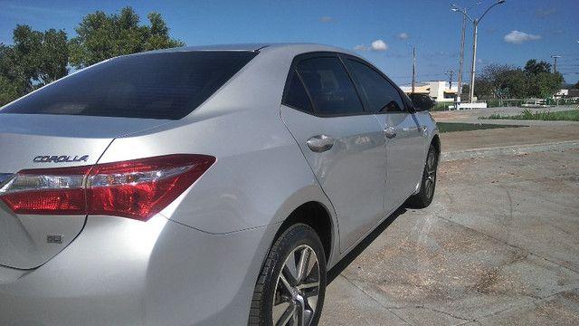 Corolla GLi 2015