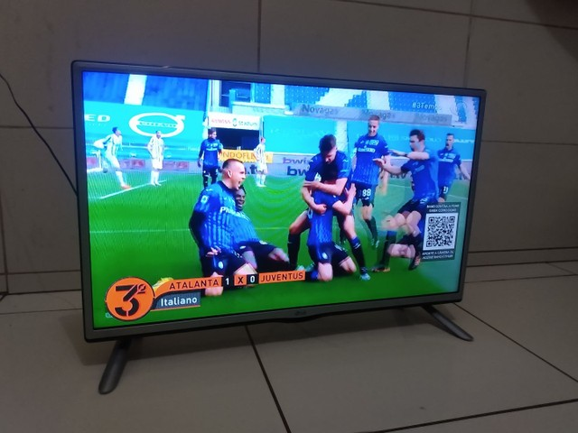 Vendo tv LG 32 polegadas - Foto 3