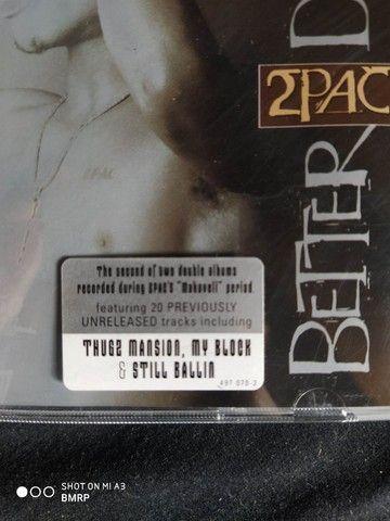 CD Duplo 2Pac  - Foto 6