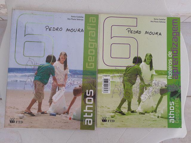 Livros ATHOS 6 ano completo - Foto 3