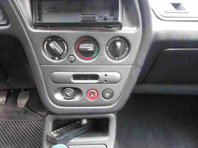 Peugeot 306 rallye 4500 + parcelas direto pela loja sem burocracia - Foto 8