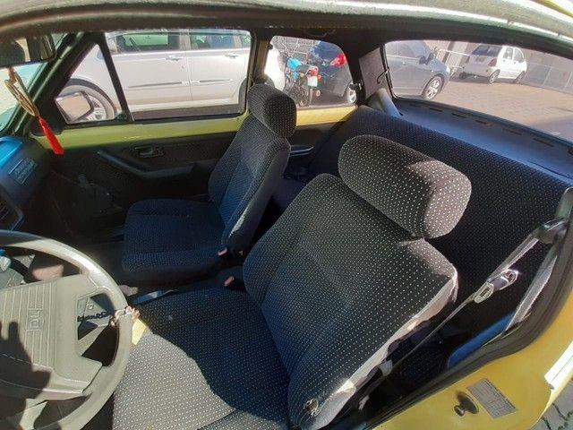 Chevette Dl 1991 1.6 carburado - carro de coleção - Foto 8