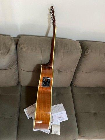 Violão Yamaha CPX 500 III  - Foto 5